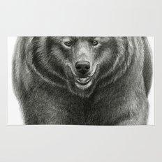 Brown Bear SK068 Rug
