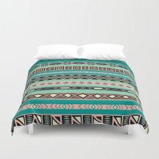 Aztec Tribal Pattern Duvet Cover