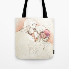 Mon amour Tote Bag