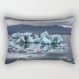 Glacial Dreams Rectangular Pillow