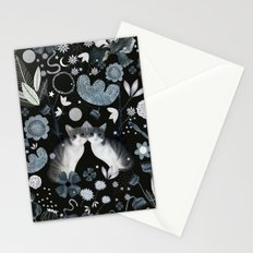 dream cats Stationery Cards