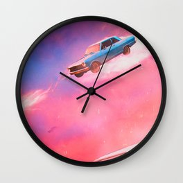 EXP Wall Clock