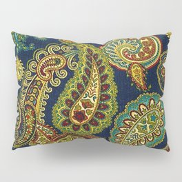 Floral Paisley Pattern 05 Pillow Sham