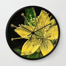 Malfurada - Flora Azores Wall Clock