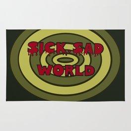 Sick Sad World Daria Documentary Rug