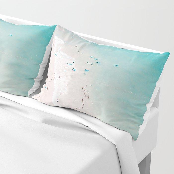 beach - summer love II Pillow Sham