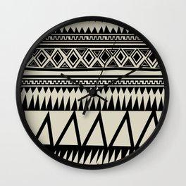 MALOU ZEBRA Wall Clock