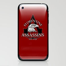 Florentine Assassins iPhone & iPod Skin