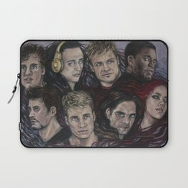 More than the sum of their parts Laptop Sleeve