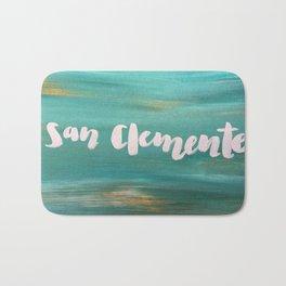 San Clemente Bath Mat