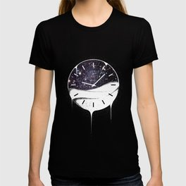 Spilling Time T-shirt