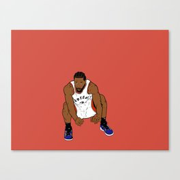 The Shot Canvas Print