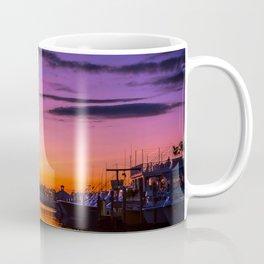 Ocean City, Maryland Sunset Coffee Mug
