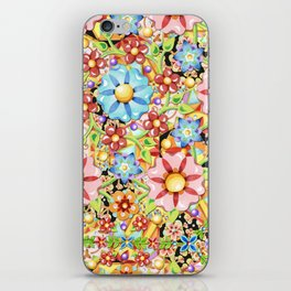Boho Chic Millefiori iPhone Skin