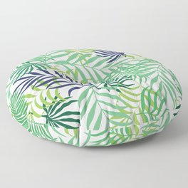 Palm Leaves Floor Pillow
