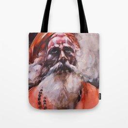 Swami, Spirit Master Tote Bag