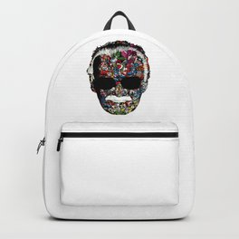 Stan Lee - Man of many faces Backpack