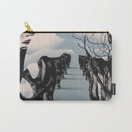 Incheon South Korea Carry-All Pouch