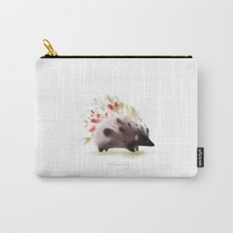 Spring hedgehog Carry-All Pouch