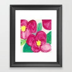 Giselle Framed Art Print