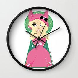 Usagi Wall Clock