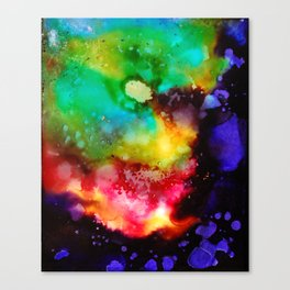Nonsensical Allegory Canvas Print