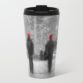 Salt Lake City - Red Hats Travel Mug