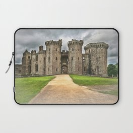 Gateway To The Castle Laptop Sleeve