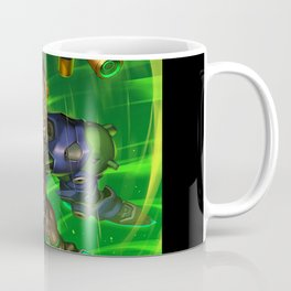 over lucio watch Coffee Mug
