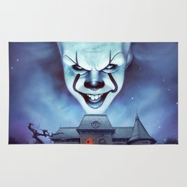 IT we all float down here! Rug
