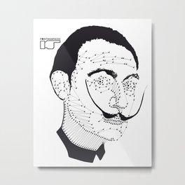 DALI Metal Print