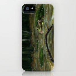 Calm Water iPhone Case