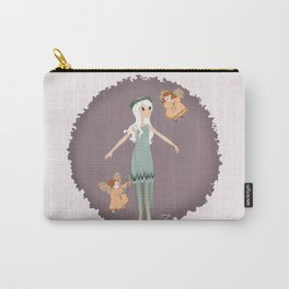 Fairy Maids Carry-All Pouch