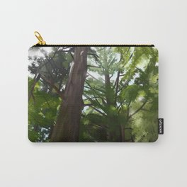 Japanese Forest Carry-All Pouch