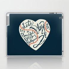 Mr. Cub Laptop & iPad Skin