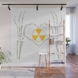 Rad Tech X Ray Skeleton Radiology Technican Gift Wall Mural