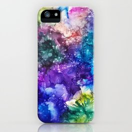 Ink Art / Water Colors / Abstract iPhone Case