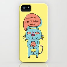 Can I have this? iPhone (5, 5s) Slim Case