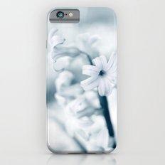 Blue Hyacinth iPhone 6s Slim Case