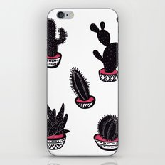 cactus collective iPhone Skin