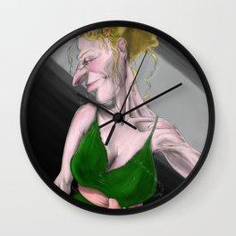 virgo Wall Clock