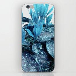 Blue Mood iPhone Skin