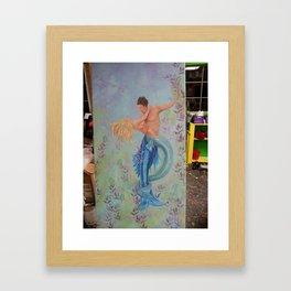 Activate My Heart Framed Art Print