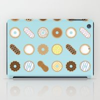 donuts iPad Cases featuring Donuts by Dorothy Leigh