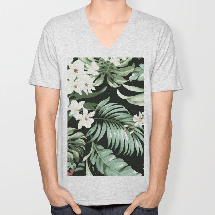 Jungle blush Unisex V-Neck