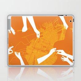 Crescent City Pull Laptop & iPad Skin