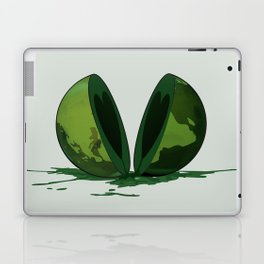 Lovearth inside Laptop & iPad Skin