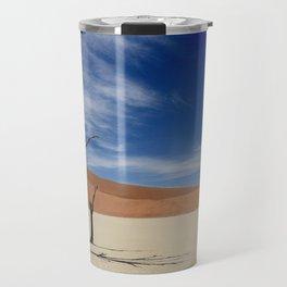 Dead Tree Desert Travel Mug