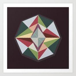 Prisme 2 Art Print