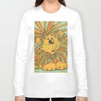 the lion king Long Sleeve T-shirts featuring Lion King by coconuttowers